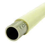 Industrial Stainless Steel Pipe Coated With PE
